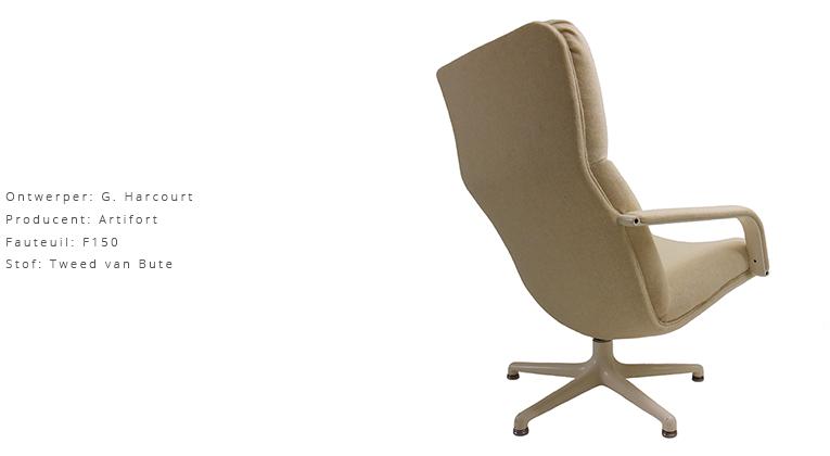 ontwerper-g-harcourt-producent-artifort-fauteuil-f150-stof-tweed-van-bute